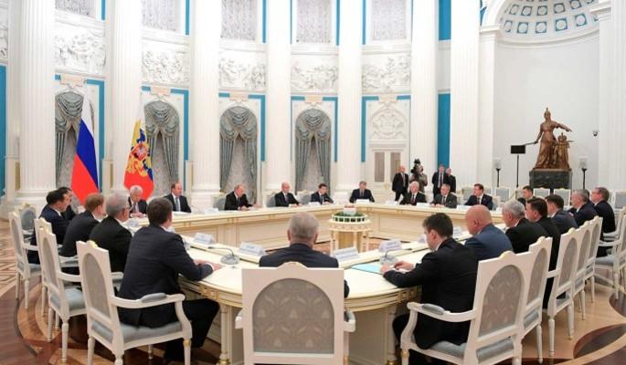 Губернаторы новой волны обсудили качество управления в регионах