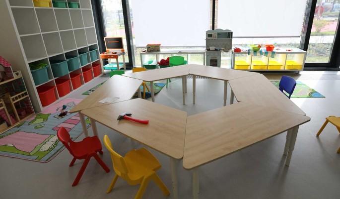 Детский сад с витражами появится в Южнопортовом районе