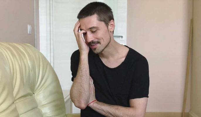 Счастливый Билан представил своего самца: Он очень активный