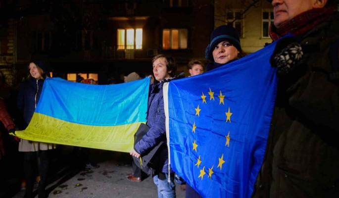 Немецкий политик Хабек заявил о лишении Украины шанса вступить в Евросоюз