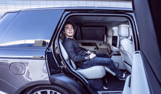 Range Rover SV Autobiography: Мечта артиста