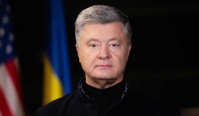 Порошенко заявил о своем вкладе в организацию встречи Байдена и Зеленского