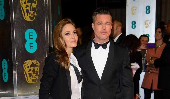 Сын пропустил выпускной из-за судебных разборок Джоли и Питта