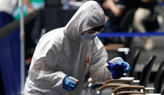 За сутки более 14 тысяч россиян заразились коронавирусом