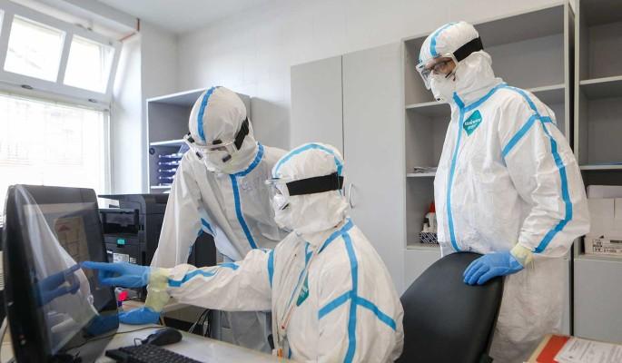 В Москве обнаружили новую разновидность коронавируса