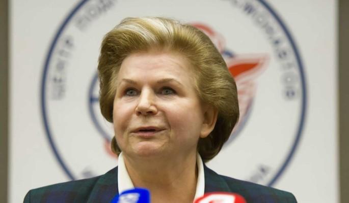 """Общество """"Знание"""" организовало встречу с Терешковой для активистов РДШ"""