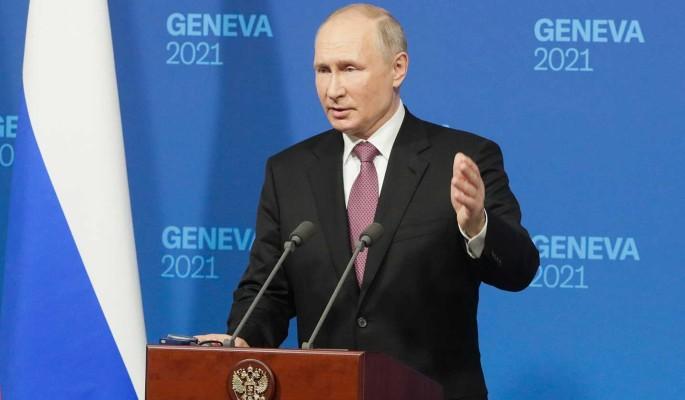 Путин поделился впечатлением о Байдене после встречи в Женеве