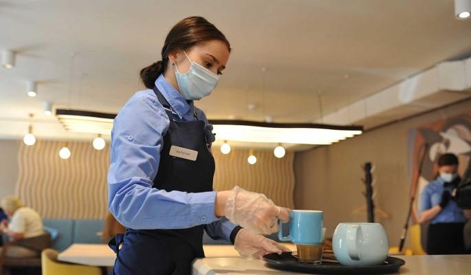 Московские рестораторы предложили властям эксперимент по организации COVID-free зон