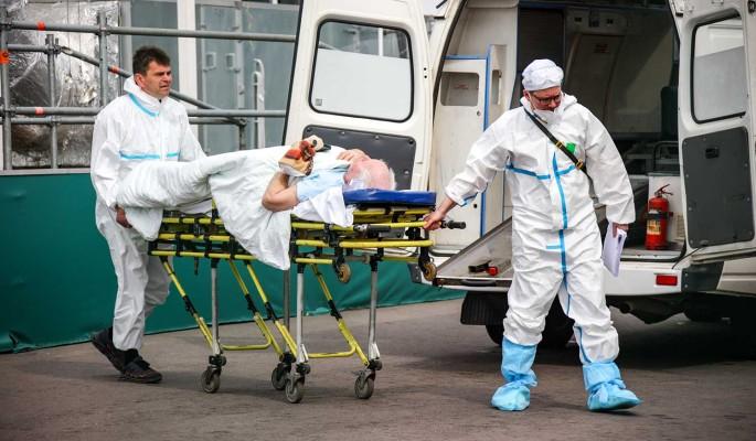 Суточный прирост заразившихся COVID-19 россиян составил 17,3 тысячи