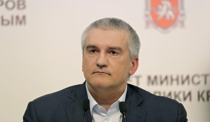 """Аксенов назвал санкции ЕС """"русофобскими выхлопами"""""""