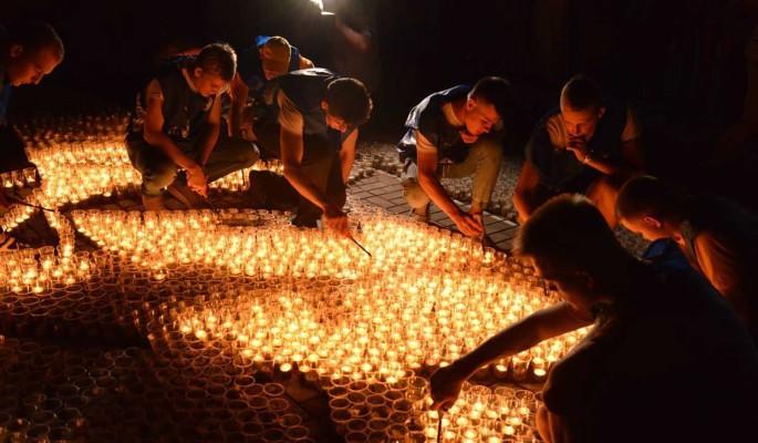 В День памяти и скорби единороссы проведут акцию «Огненные картины войны»
