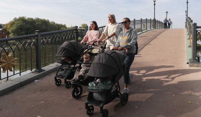 В Госдуме предложили новую льготу для многодетных семей