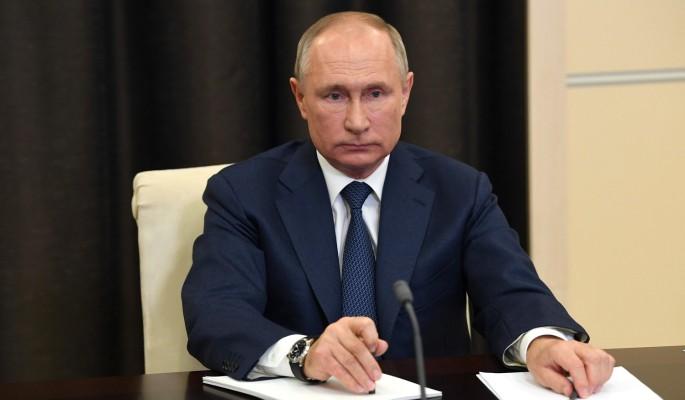 Путин заявил, что США организовали переворот на Украине
