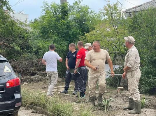 """""""Молодежка ОНФ"""" поможет пострадавшим от наводнения крымчанам"""