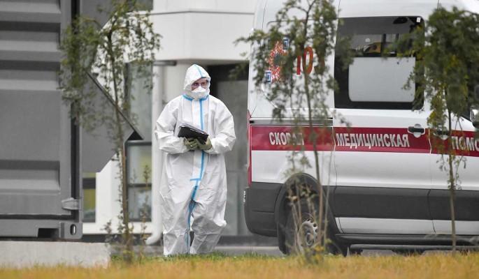 Число заразившихся коронавирусом в России вновь превысило 17 тысяч