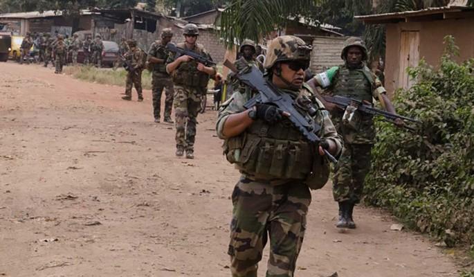 Боеготовность военнослужащих ЦАР на контрольно-пропускных пунктах проверил глава СОМБ