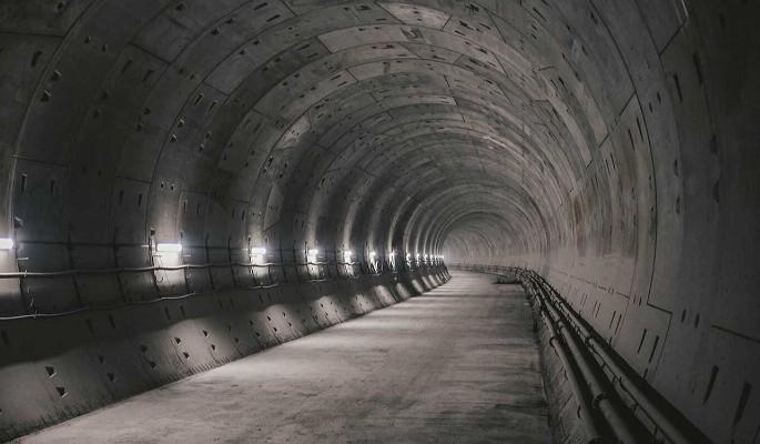 Тоннель для пересадки со станции Марьина Роща БКЛ на салатовую ветку почти готов