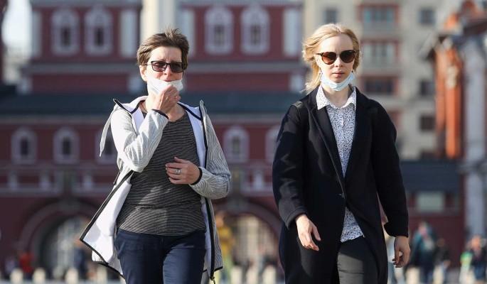 В Кремле оценили возможность введения локдауна в России