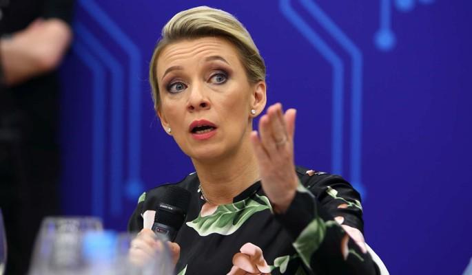 Кто дал вам право!: Захарова осадила министра министра обороны Германии