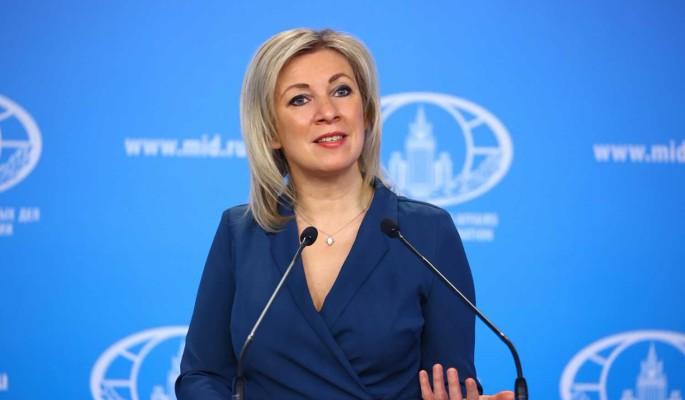 Оружие массового поражения: Захарову рассмешило решение Украины по Киркорову