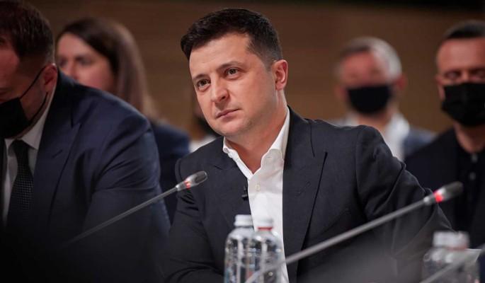 В Кремле отреагировали на слова Зеленского о референдуме по Донбассу