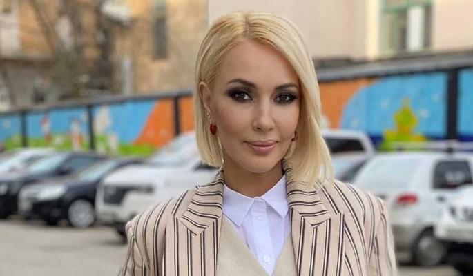 Кровавые щеки дочери Леры Кудрявцевой вызвали споры