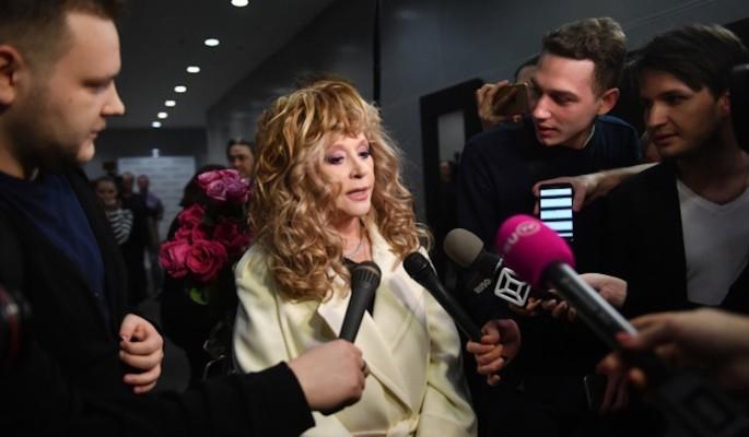 Известная артистка обвинила Пугачеву в некомпетентности и грубости