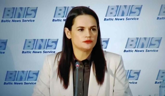 Тихановская: Все действия режима Лукашенко показывают его бессилие