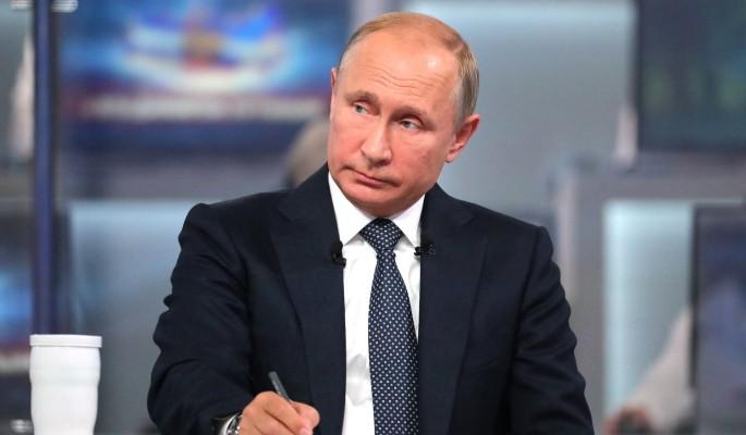 Прямая линия с Владимиром Путиным: подробности