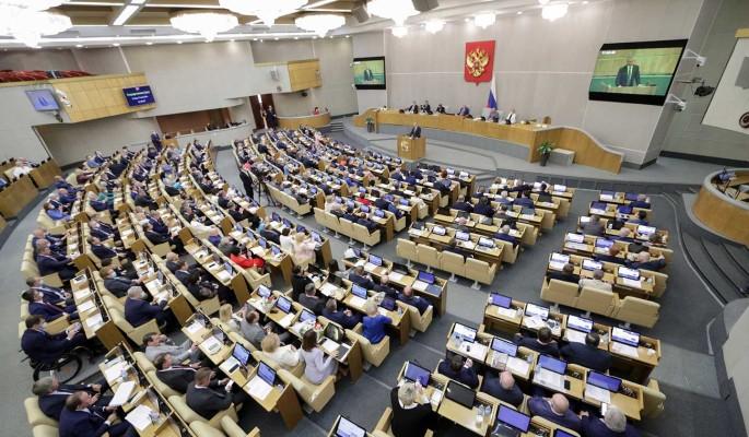 Володин: Работа над законопроектами не должна прерываться