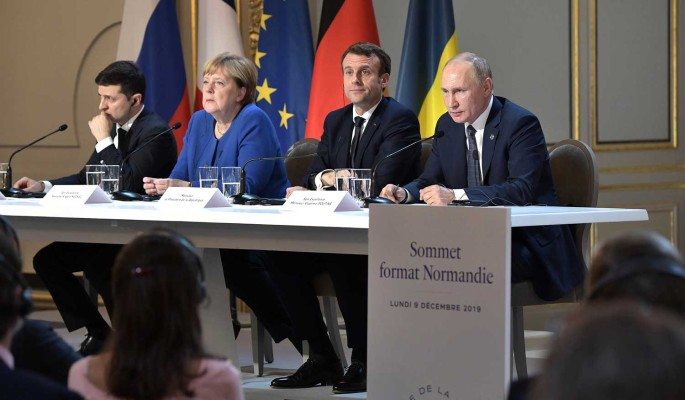 Путин о возможной встрече с Зеленским: О чем разговаривать?