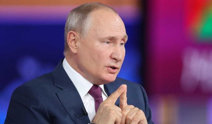 """Путин: """"Единая Россия"""" не занимается популизмом"""