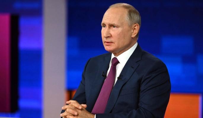Путин назвал число умерших из-за коронавируса депутатов Госдумы