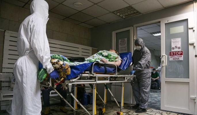 Число заразившихся коронавирусом россиян за сутки превысило 23 тысячи
