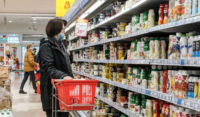 Россиян ждет рост цен на молоко