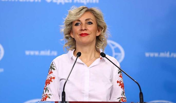 Захарова отметила непостоянность позиции Зеленского по русским и украинцам