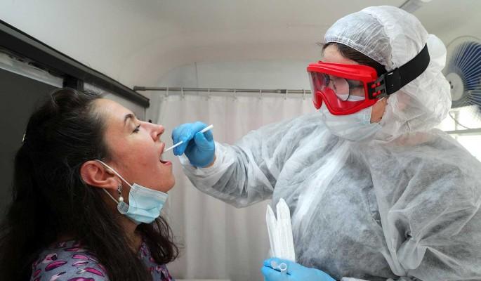 В России за сутки обнаружили более 23 тысяч заразившихся COVID-19