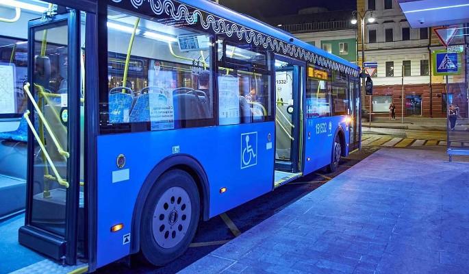 Московские власти планируют заключить контракт на получение водородного автобуса