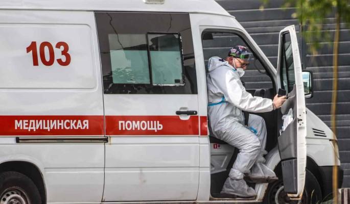 В России выявили более 25 тысяч новых случаев заражения COVID-19
