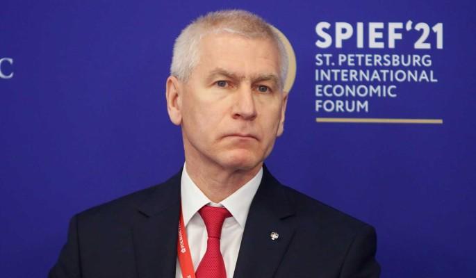 Матыцин обсудил со спортивными сообществами поддержку российских олимпийцев