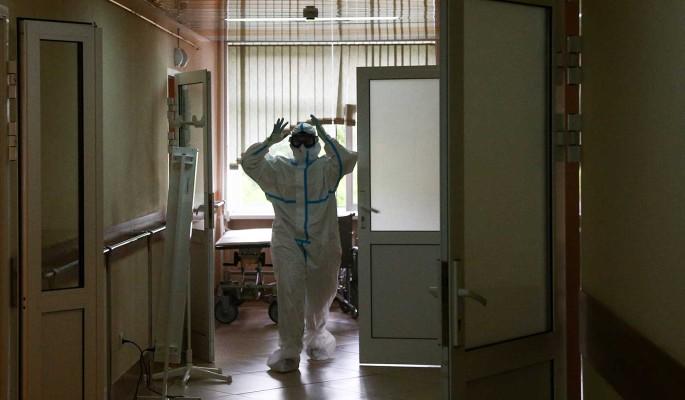 В России выявили почти 24 тысячи новых заражений коронавирусом