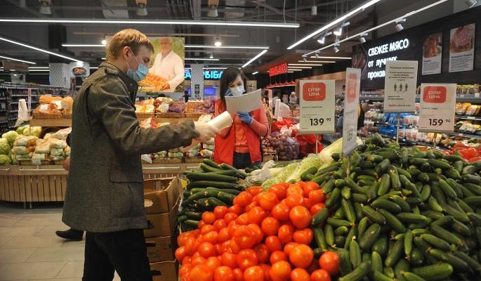 Впервые за пять лет: цены в России достигли максимума