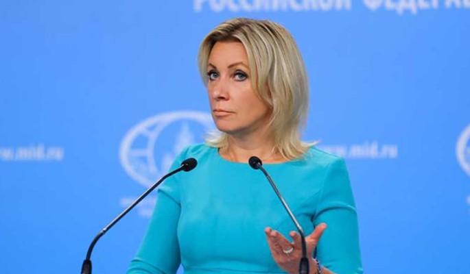 Захарова отреагировала на призыв Франции не признавать российские вакцины: Гибрид расизма и неонацизма