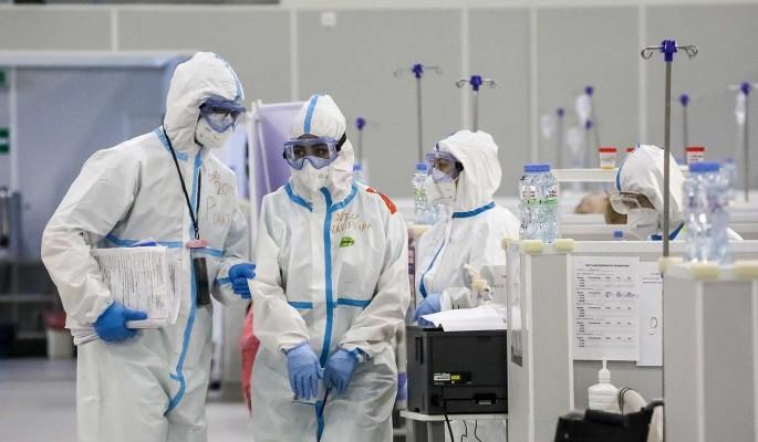 В России за сутки коронавирусом заразились больше 25 тысяч человек