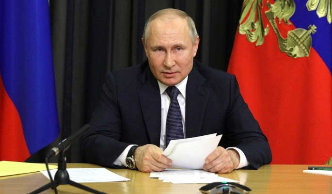 Наследники Древней Руси: Путин написал статью о единстве русских и украинцев
