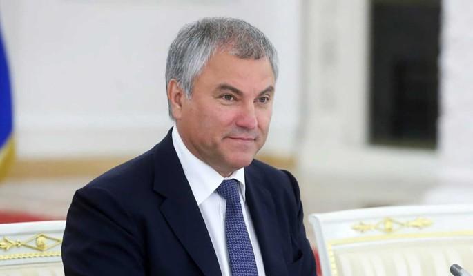 Володин и Громов обсудили вопросы законодательного обеспечения поддержки ветеранов