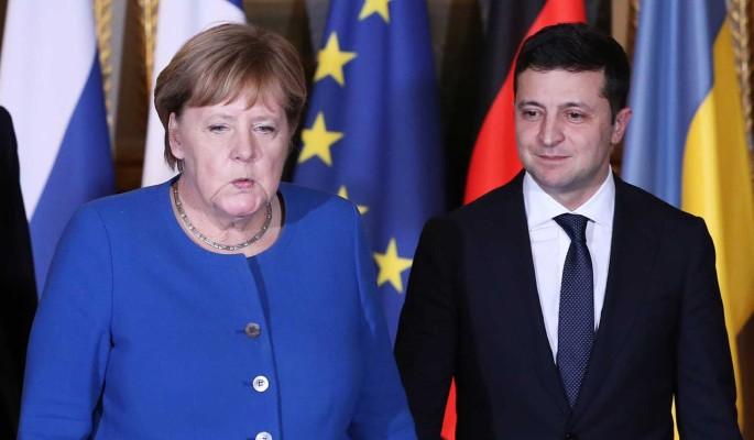 Погребинский об отношениях Зеленского и Меркель: Он перешел все границы