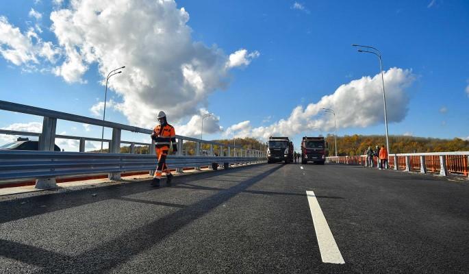 Около Берегового проезда построят новый мост через Москву-реку