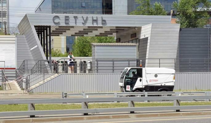 У станций Сетунь и Рабочий Поселок МЦД-1 появятся парковки и навесы