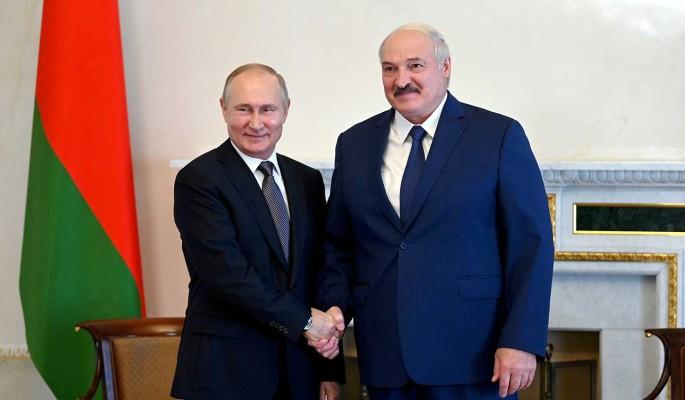 Подробности пятичасовых переговоров Путина и Лукашенко в Санкт-Петербурге